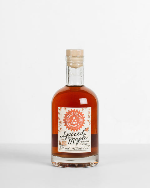 Spiced Maple Vodka