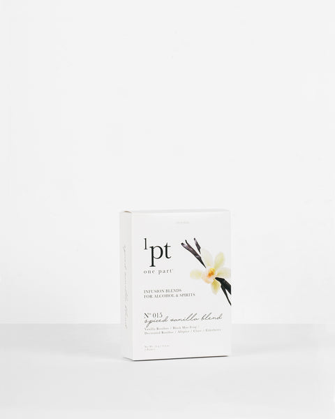 1 Pt Infusion Blend - No. 15 Spiced Vanilla