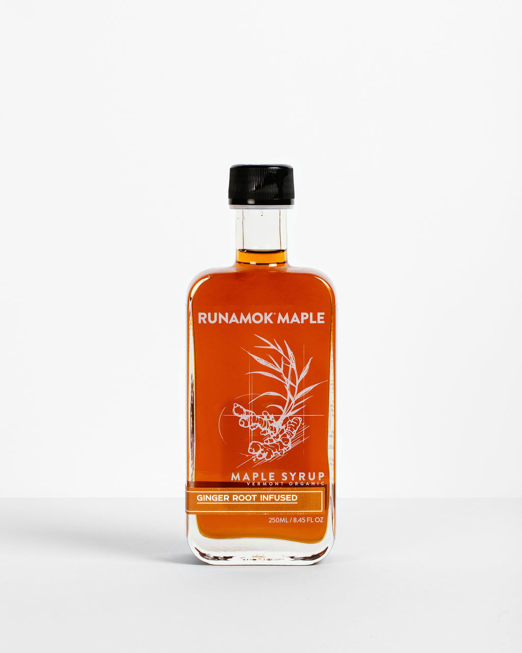 Runamok - Ginger Infused Maple Syrup
