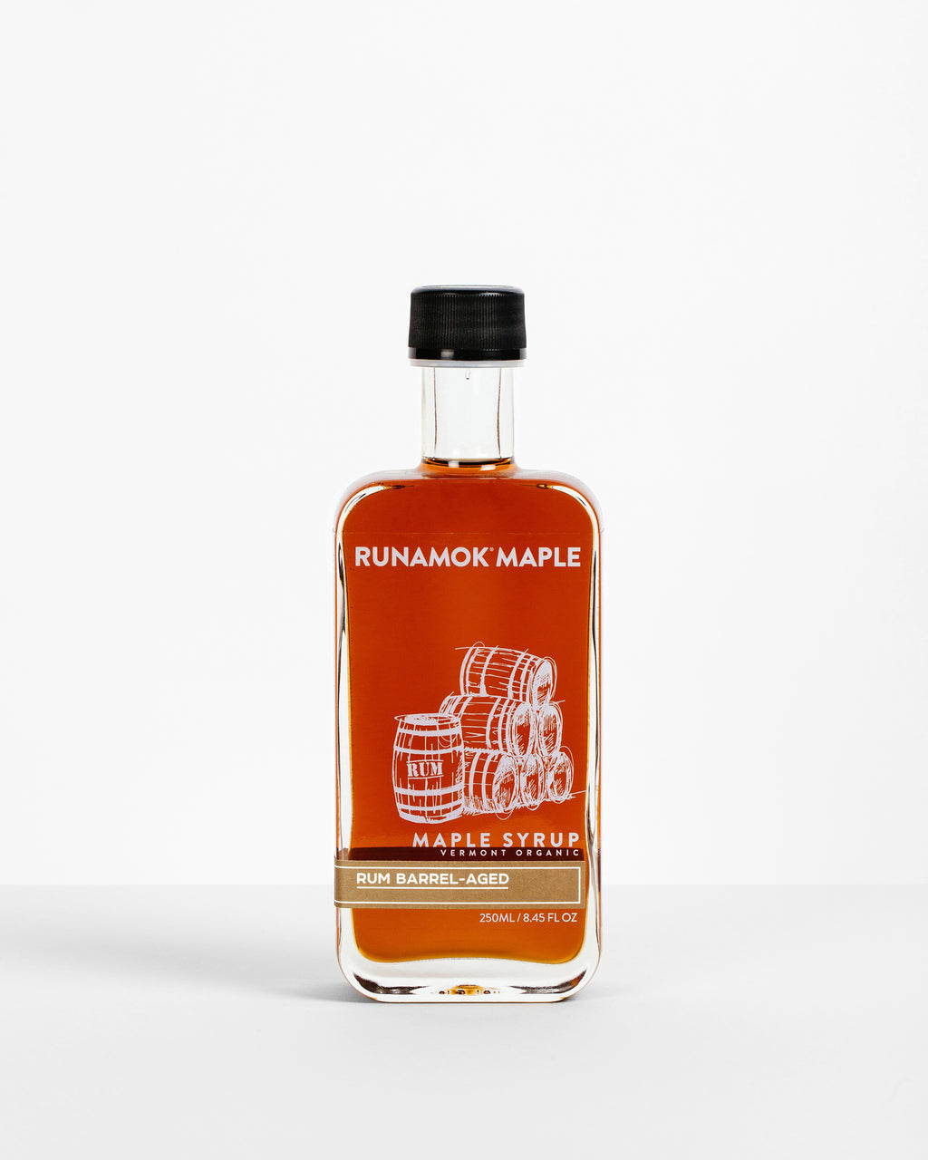 Runamok - Rum Barrel Aged Maple Syrup