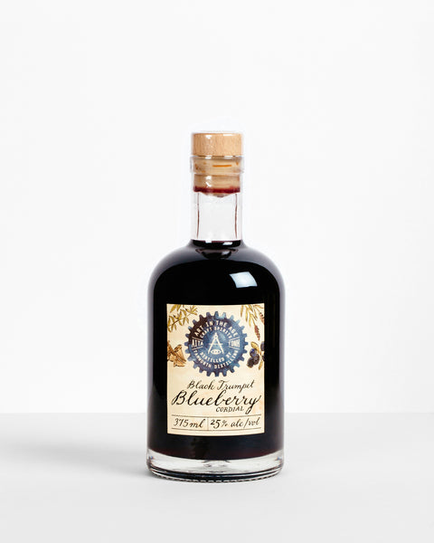 Black Trumpet Blueberry Cordial