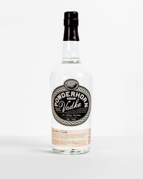 Powderhorn Rye Vodka