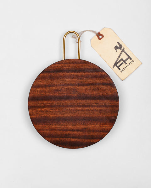 Farmhaus - Padlock Serving Board