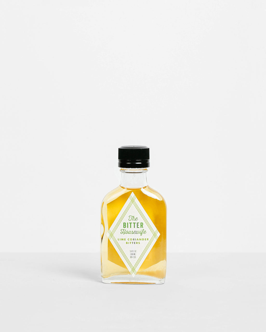 The Bitter Housewife - Lime Coriander Bitters