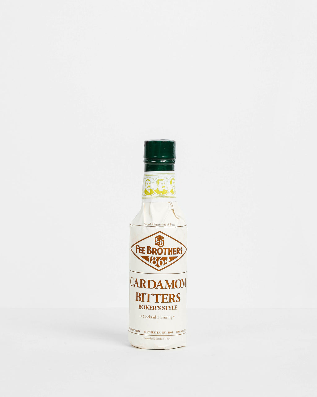 Fee Brother's - Cardamom Bitters Boker's Style
