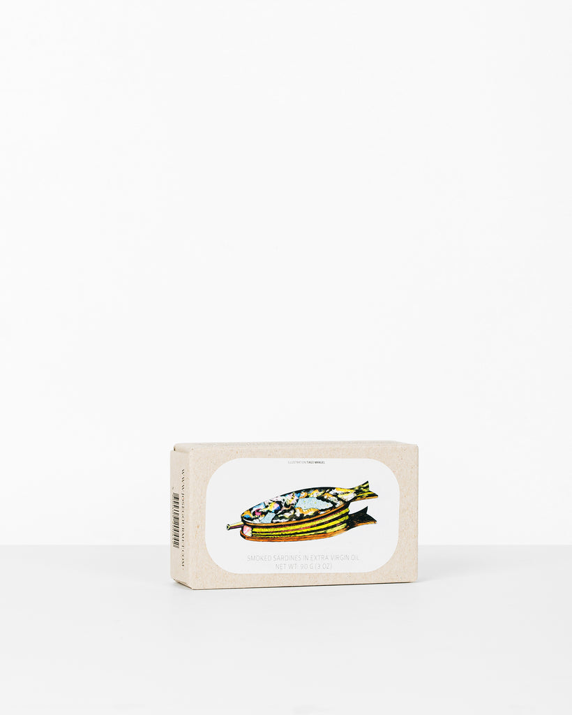 Jose Gourmet - Smoked Small Sardines in Extra Virgin Olive Oil
