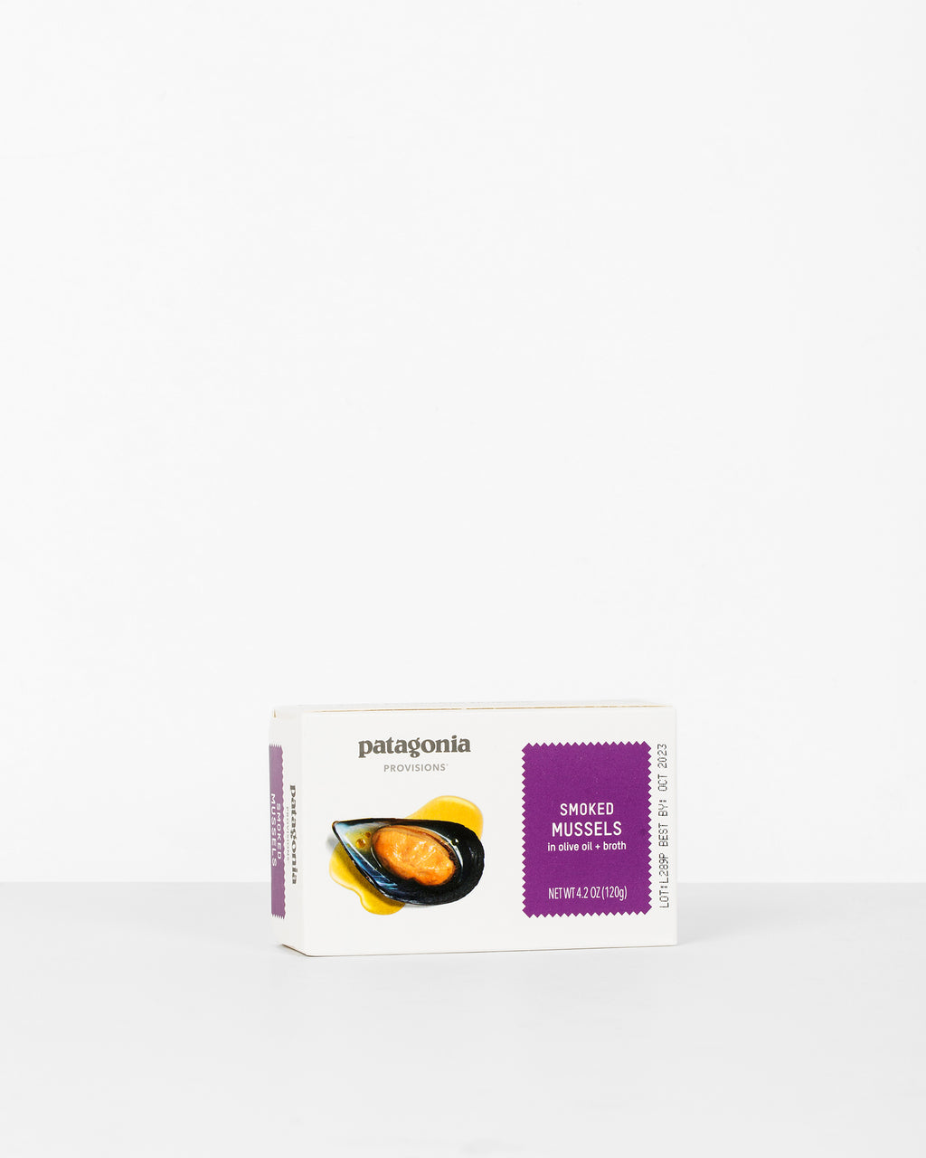 Patagonia - Smoked Mussels