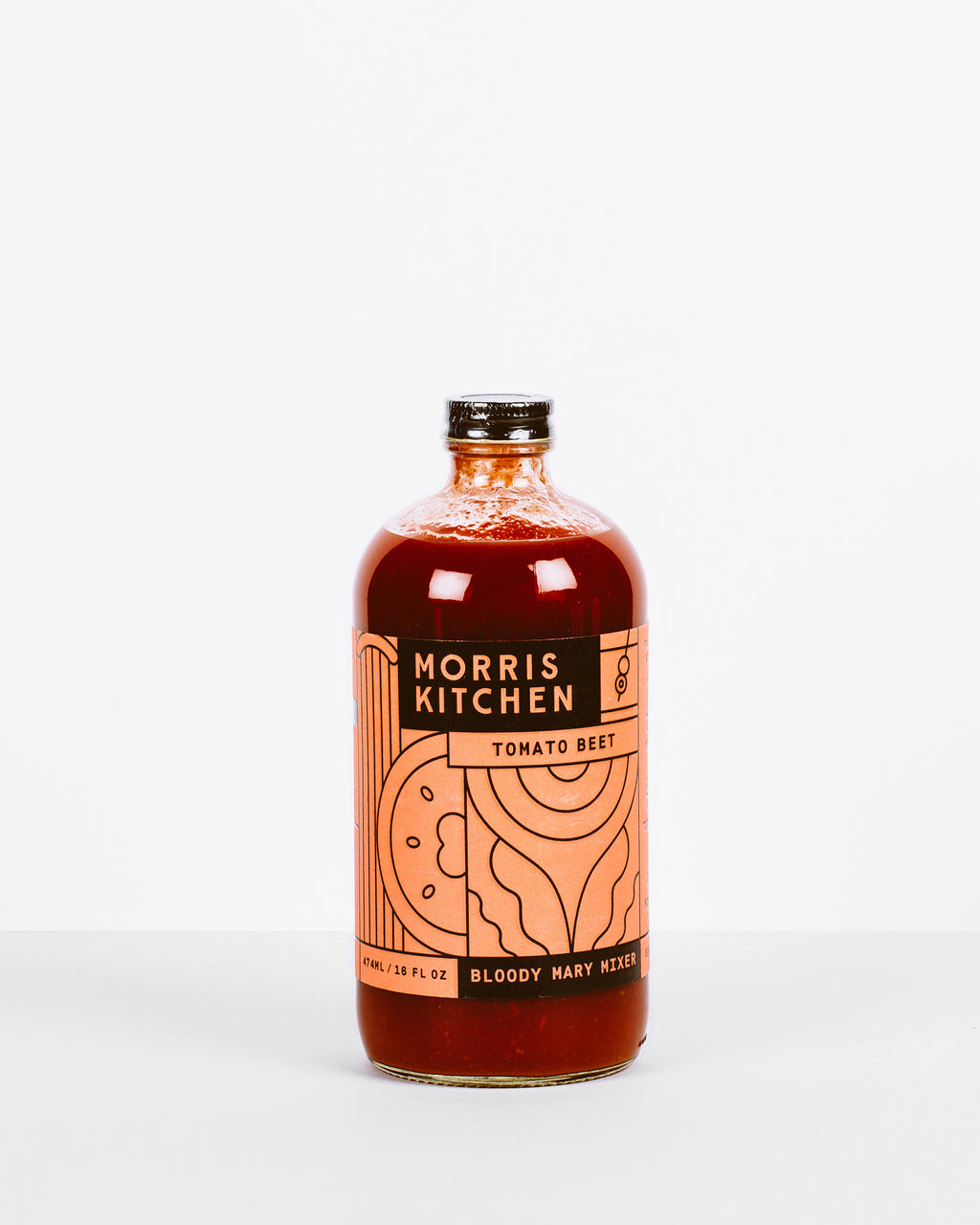 Morris Kitchen - Tomato Beet Mixer