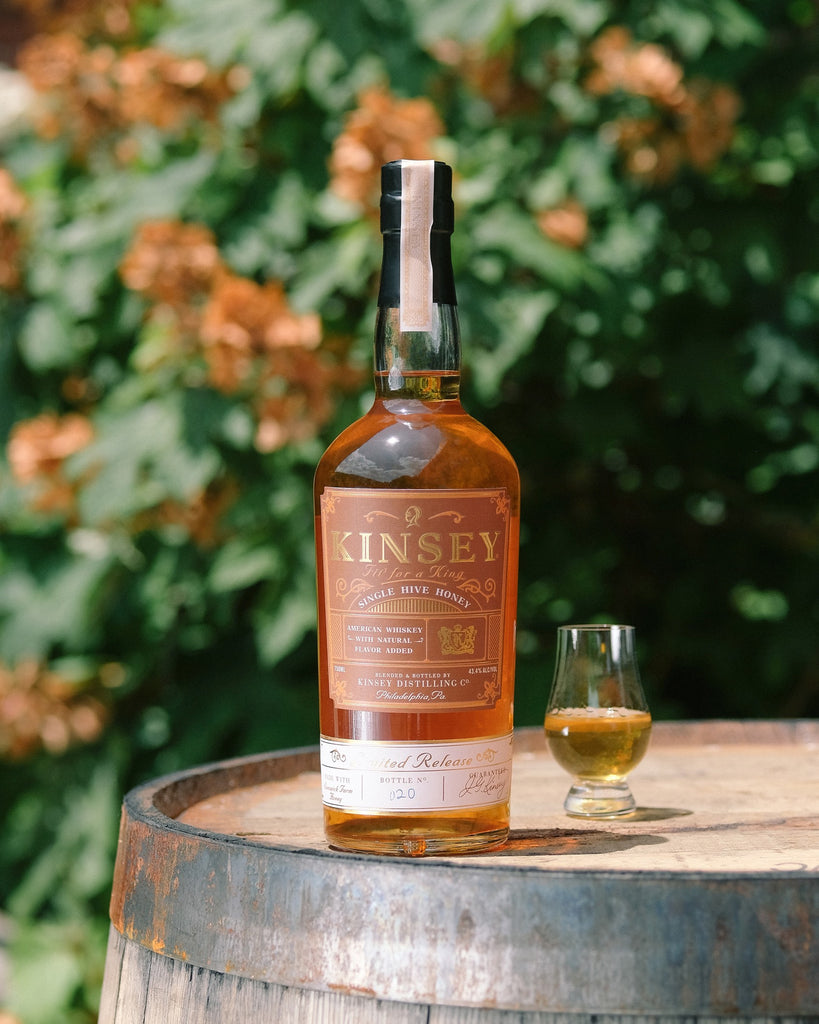 Kinsey Honey Whiskey