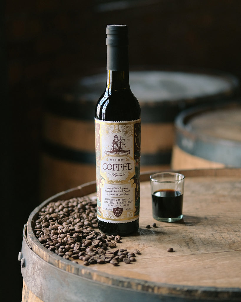 Liberty Belle Coffee Liqueur