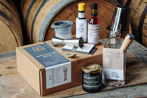The Classic Whiskey Bar Kit