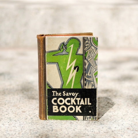 The Book Slinger - The Savoy Cocktail Book 1930