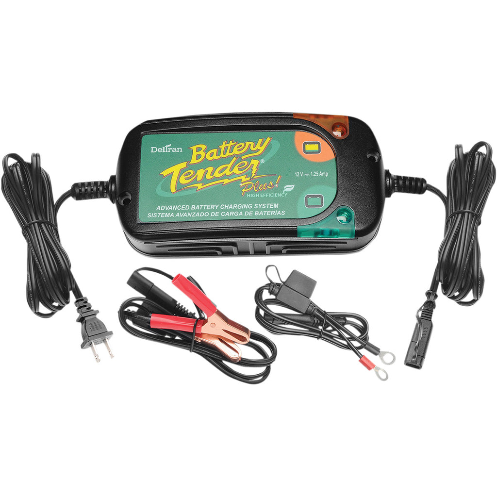 High-Efficiency 1.25a Battery Tender® Plus