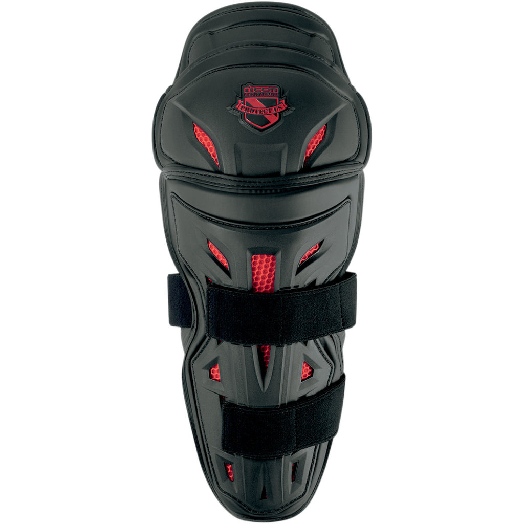 FIELD ARMOR STRYKER KNEE - BLACK