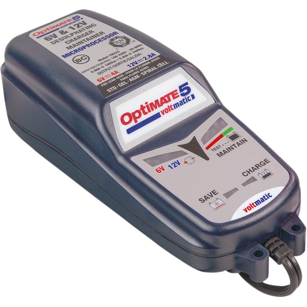 Tecmate Optimate 5 Battery Charger