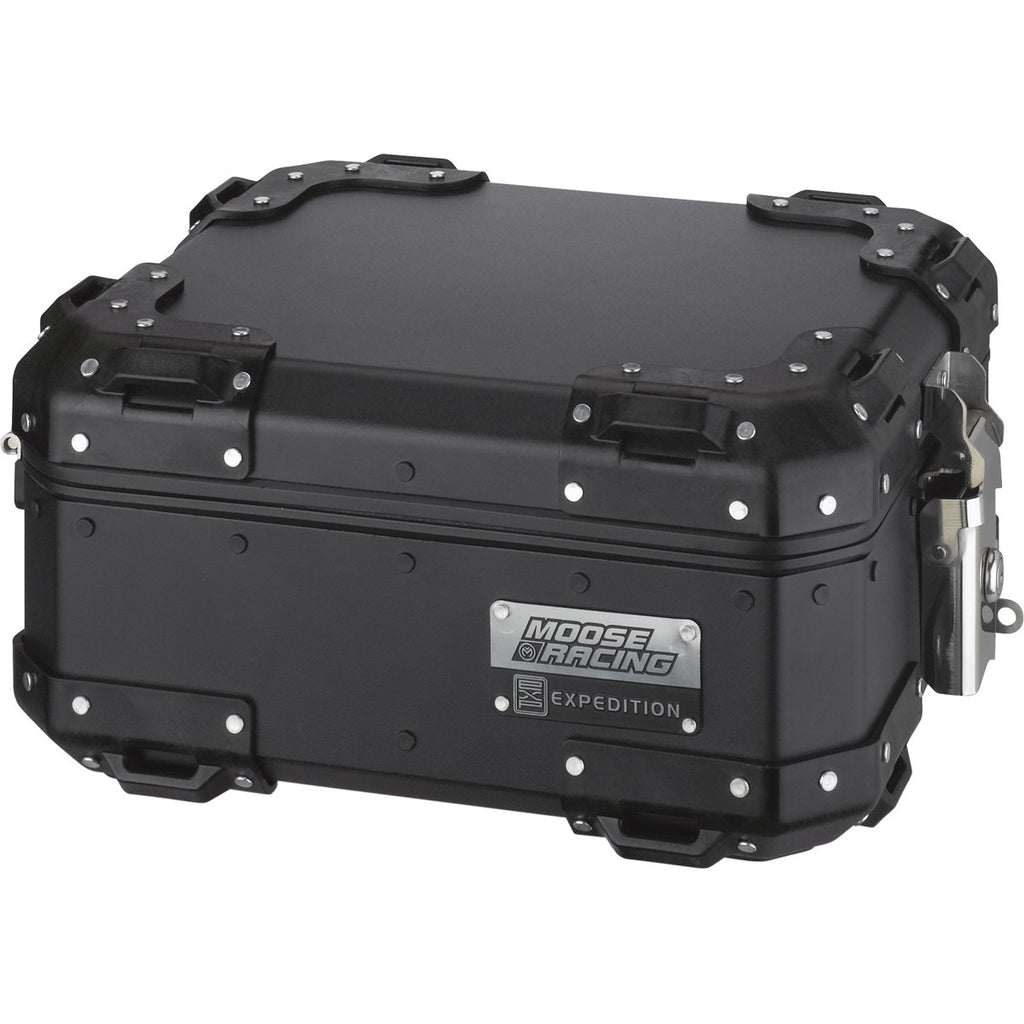 MOOSE RACING Expedition Aluminum Top Case Trunk