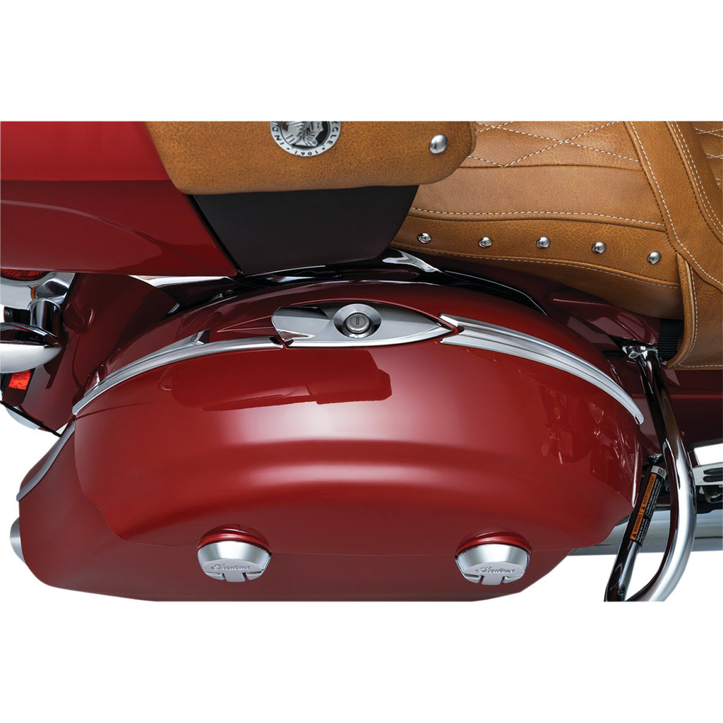 Saddlebag Top Trim For Indian Chieftain/Roadmaster 14-16
