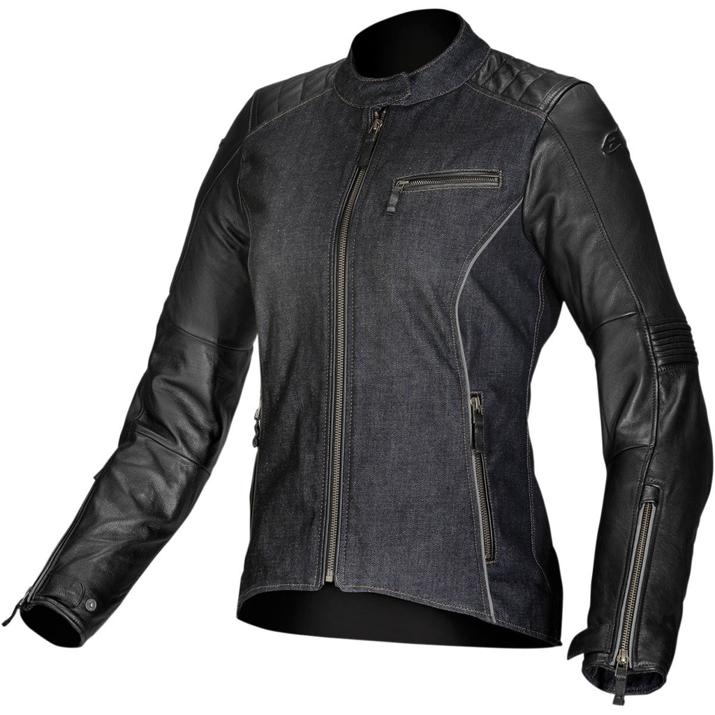 ALPINESTARS RENEE WOMEN'S TEXTILE/LEATHER JACKET