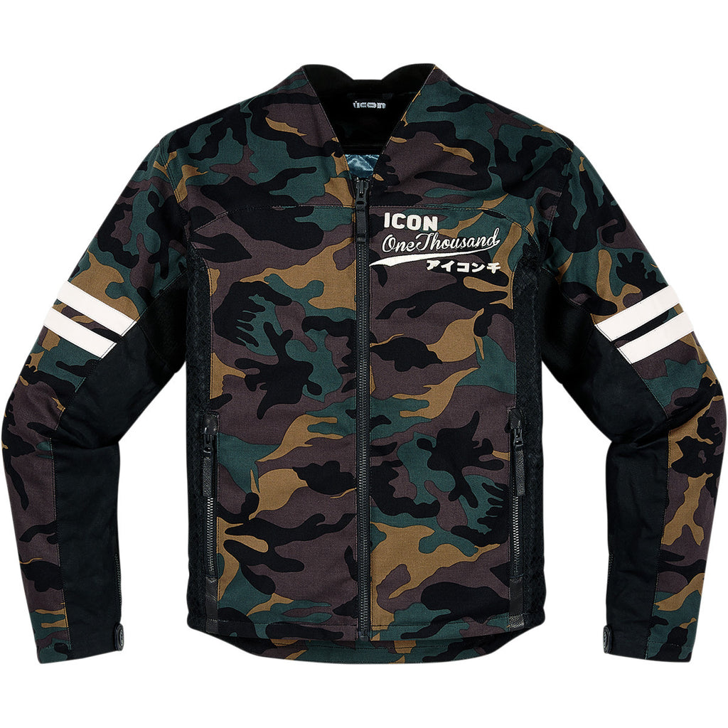 MEN'S ICON 1000™ OILDALE CONSCRIPT™ JACKET