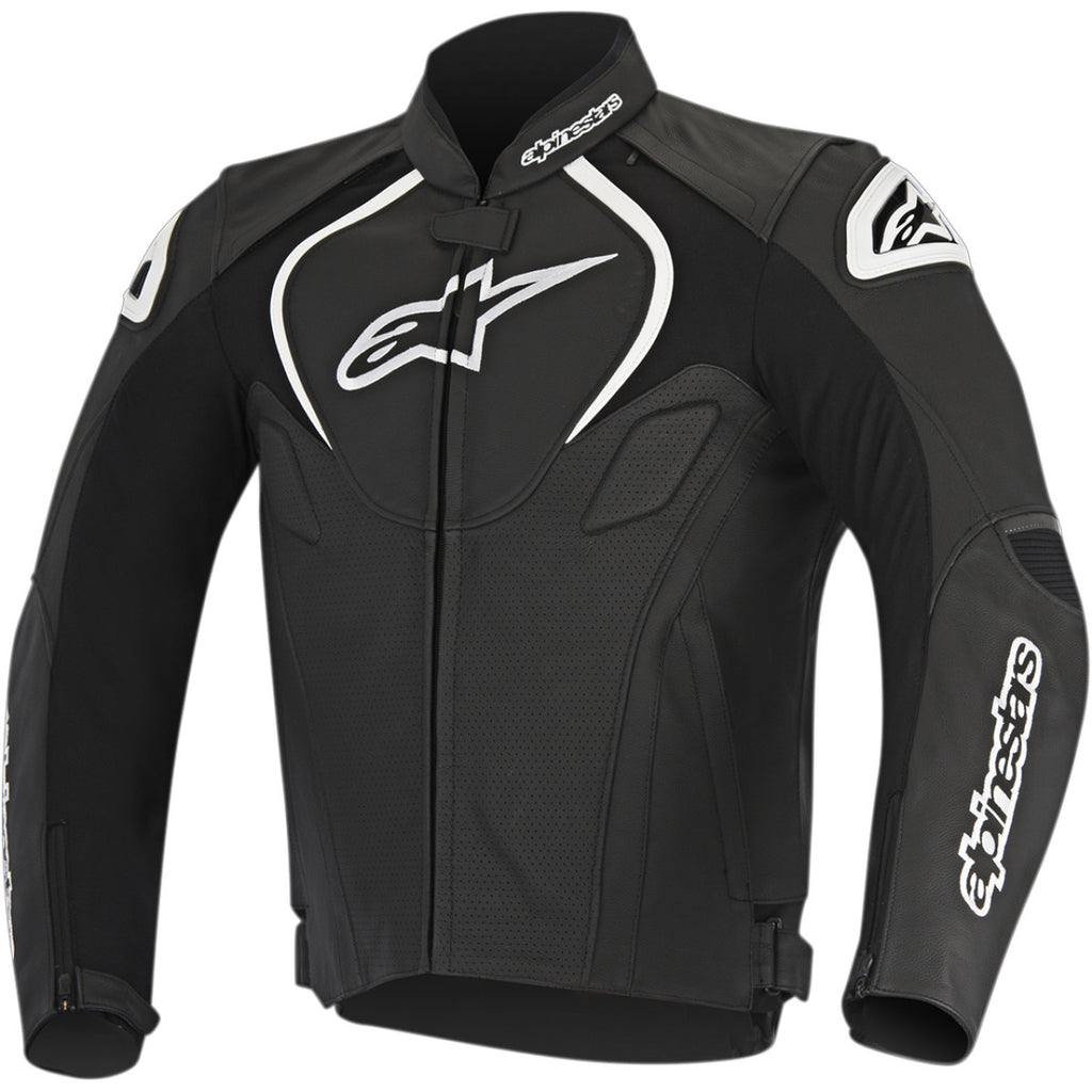 ALPINESTAR JAWS PERFORATED LEATHER JACKET