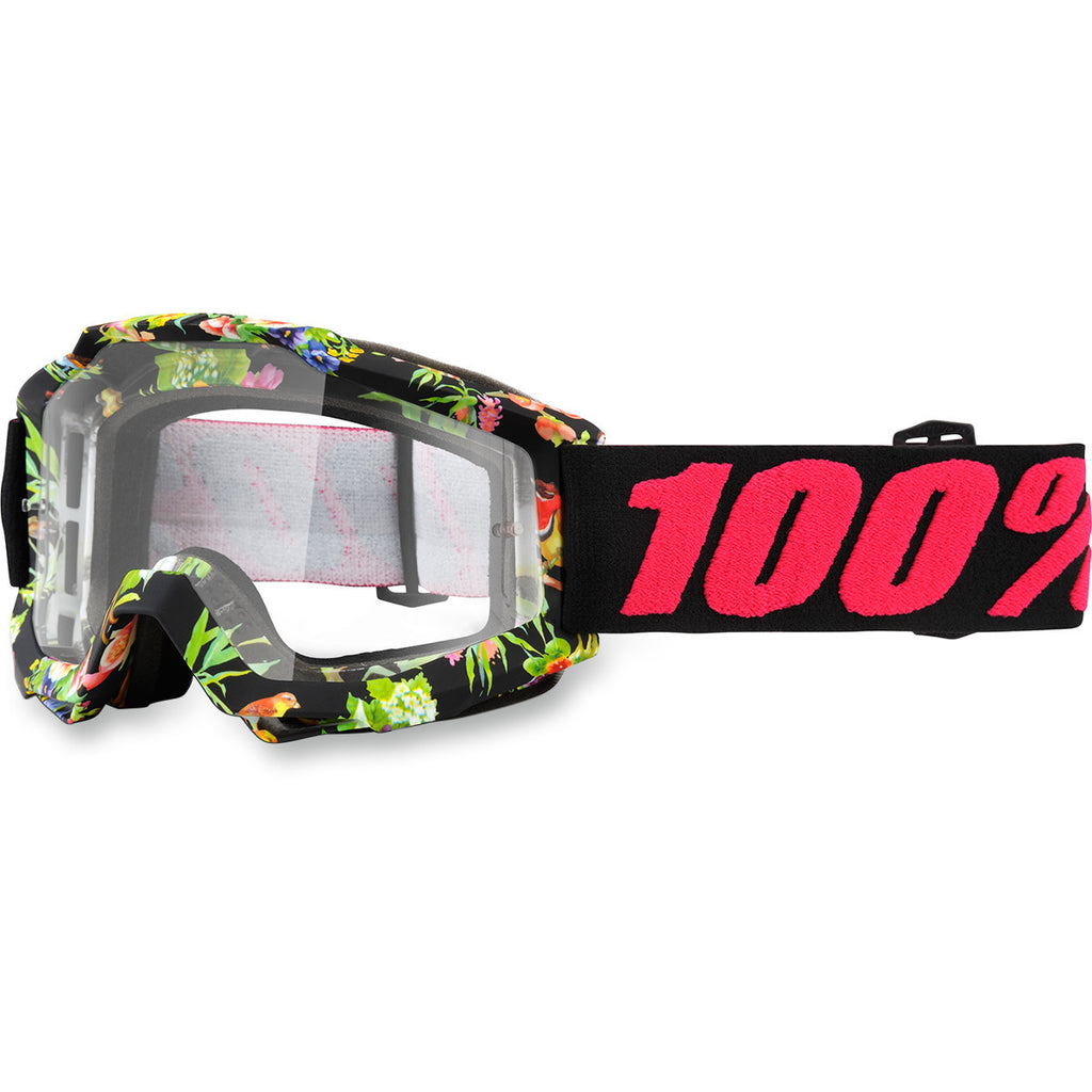 100% Accuri Goggles Clear Lens