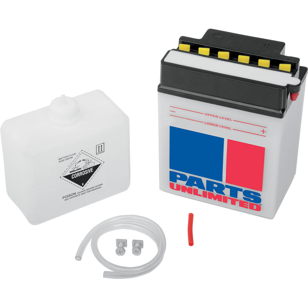 Parts Unlimited Heavy Duty Battery Kits