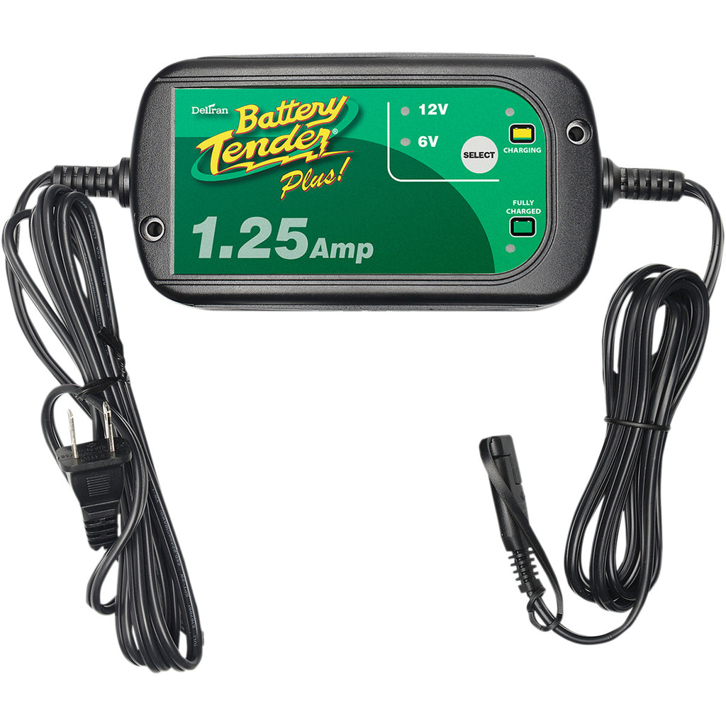 Battery Tender 1.25 AMP Selectable Charger