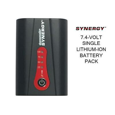 7.4 VOLT SINGLE BATTERY PACK (Apparel)