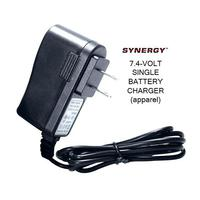 SINGLE BATTERY CHARGER (Apparel)