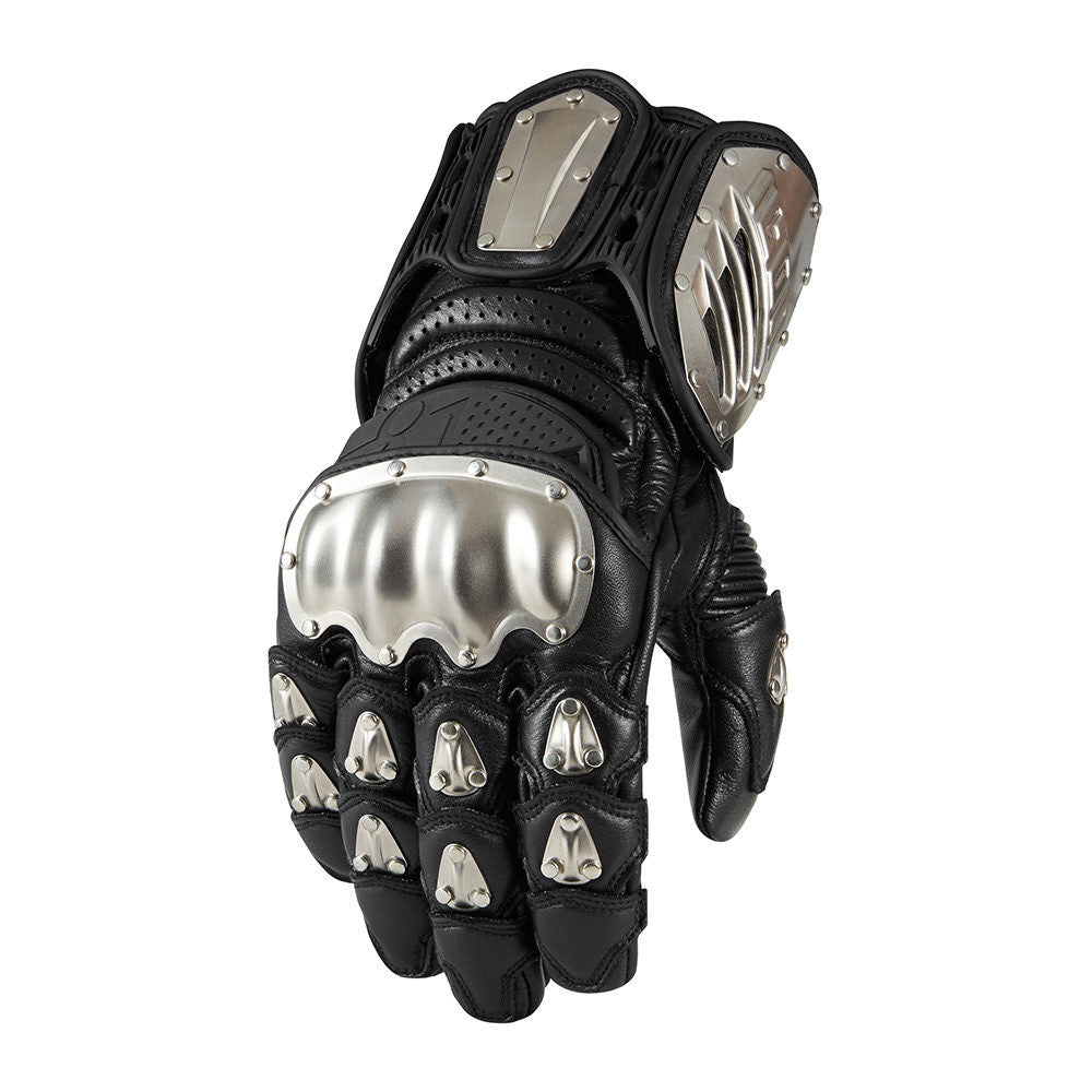 ICON TIMAX LONG GLOVES - BLACK