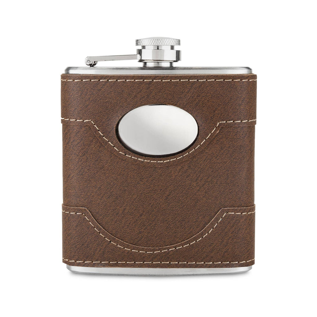 Country Home: Bootlegger Flask - dolly mama boutique
