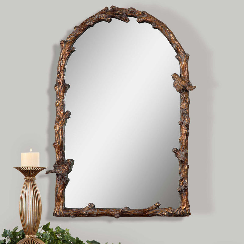 PAZA ARCH MIRROR - dolly mama boutique