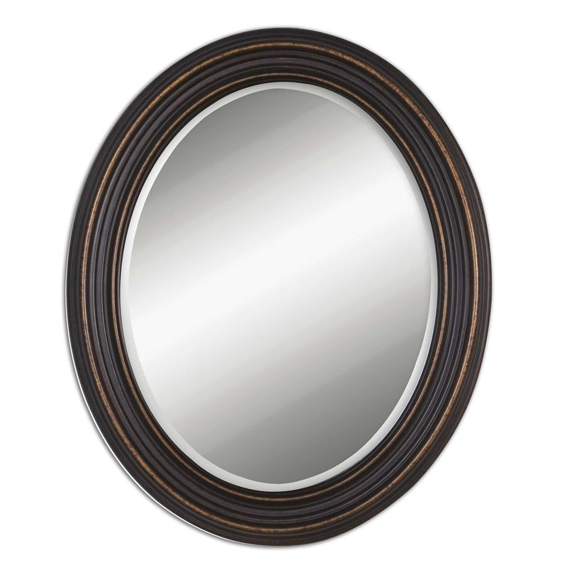 OVESCA OVAL MIRROR - dolly mama boutique