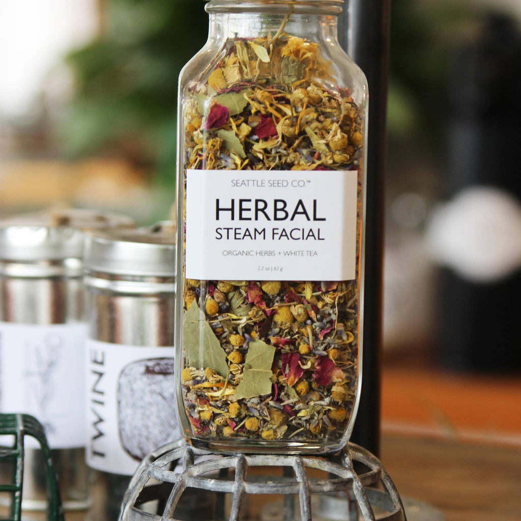 Herbal Steam Facial Blend - dolly mama boutique