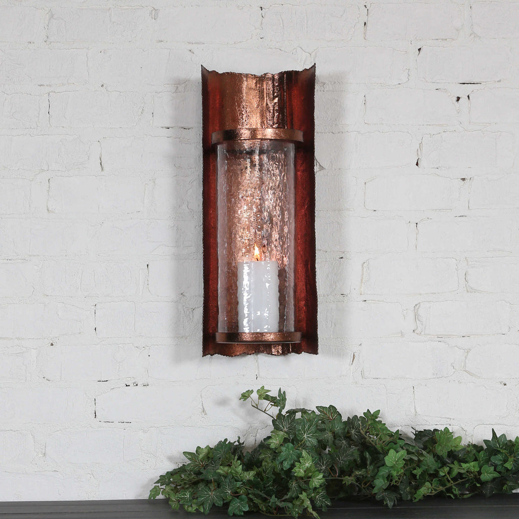 GOFFREDO CANDLE SCONCE - dolly mama boutique