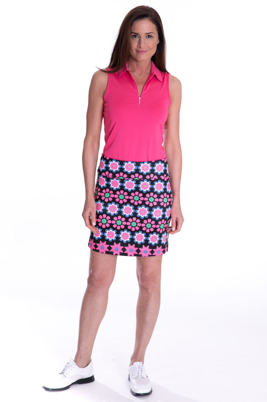 Go Getter Pull-On Tech Skort - dolly mama boutique