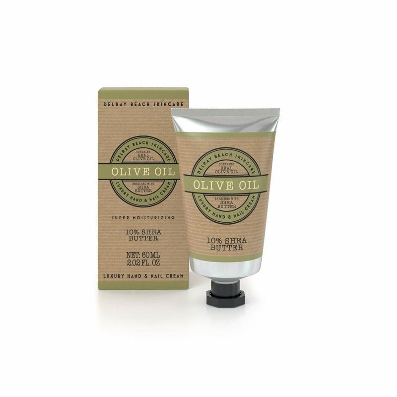 Olive Oil Luxury Hand & Nail Cream - dolly mama boutique