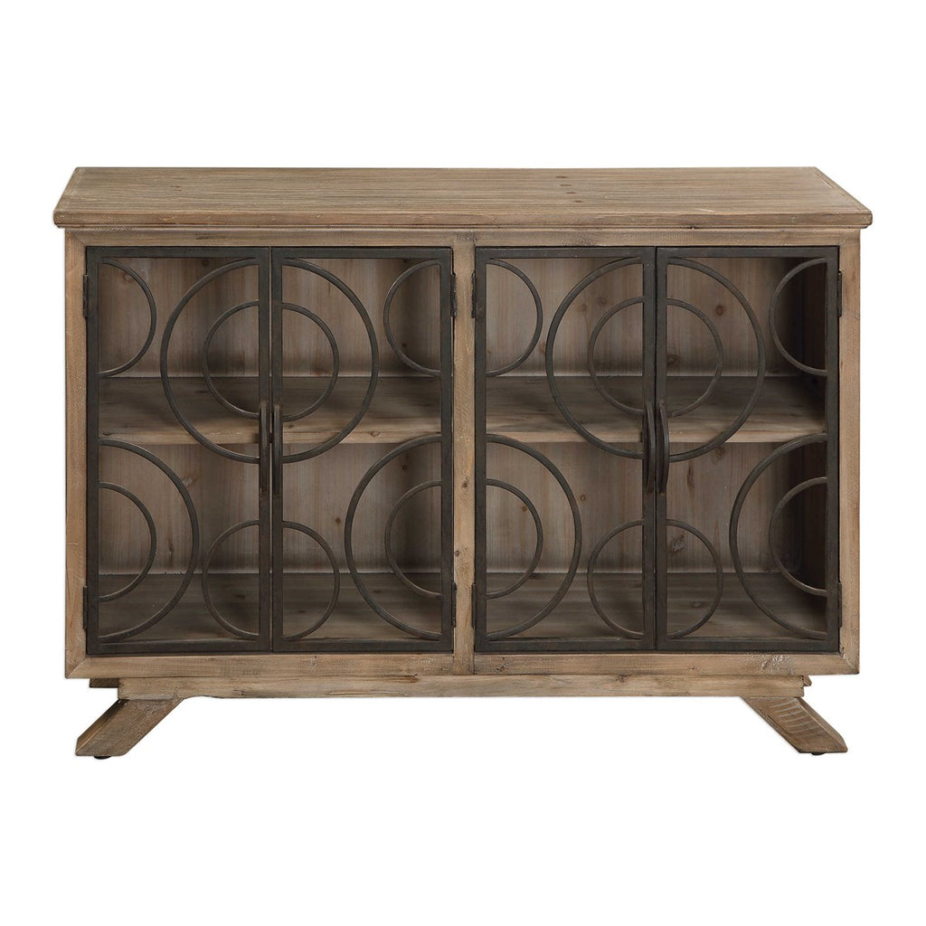 TATUM 2 DOOR CABINET - dolly mama boutique