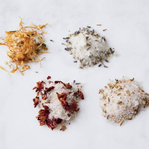Tuscan Rose & Pink Peppercorn Savory Salt - dolly mama boutique