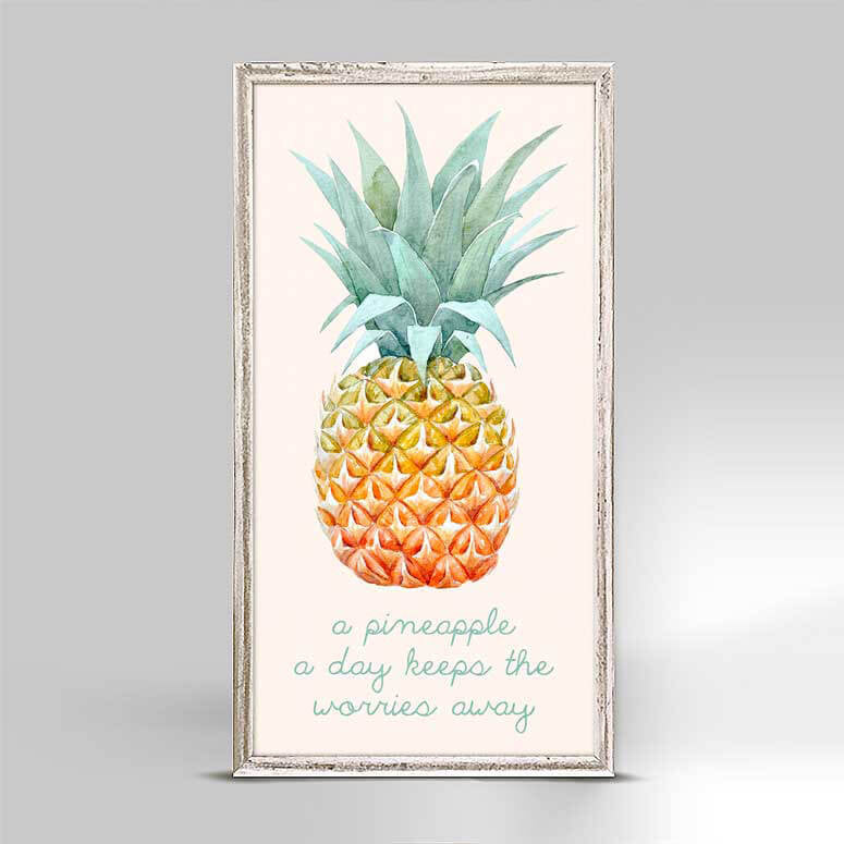 Pineapple Sign - dolly mama boutique