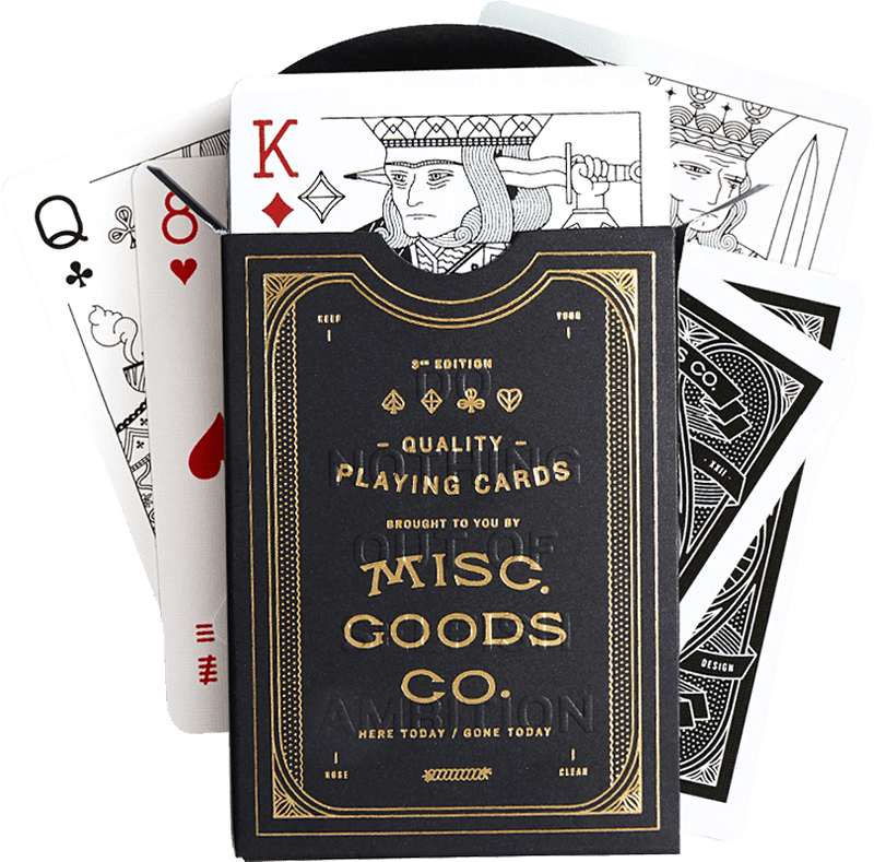 Quality Playing Cards - dolly mama boutique