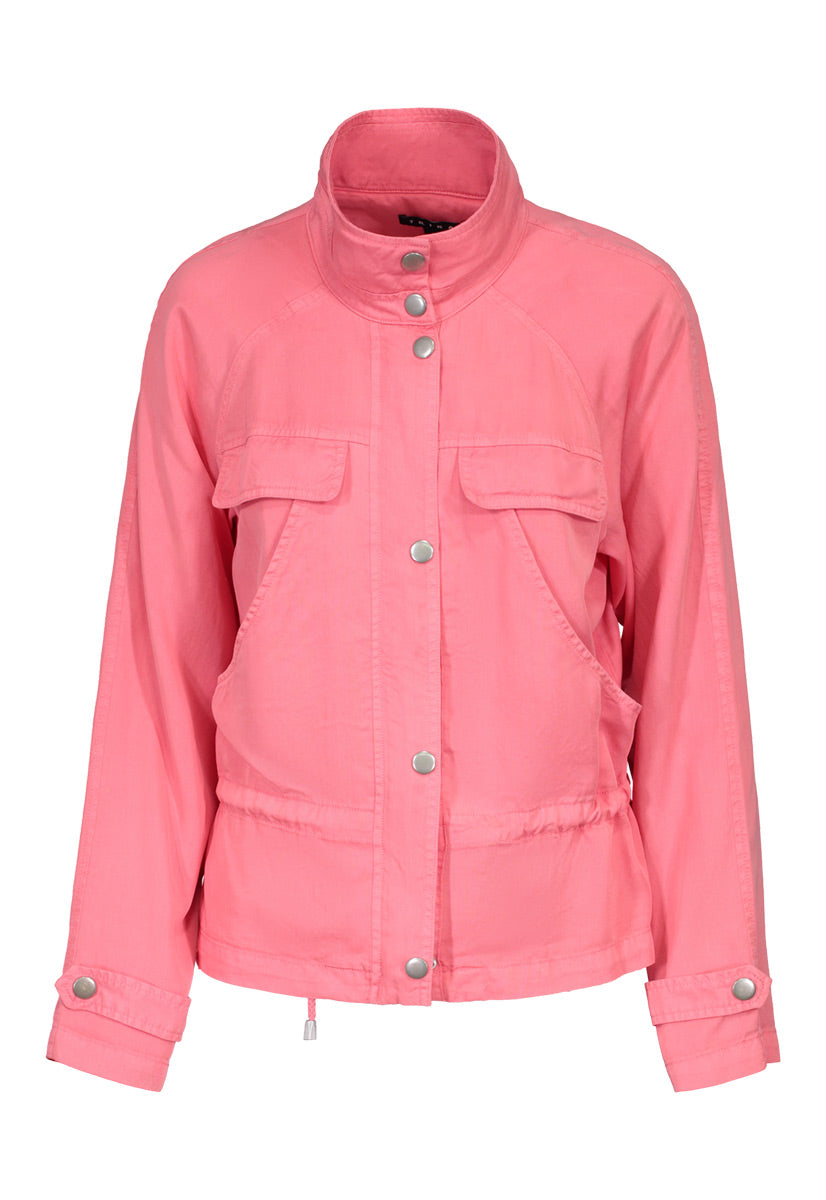 Soft Touch Lyocell Jacket - dolly mama boutique