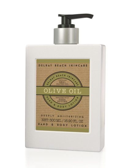 Olive Oil Hand & Body Lotion - dolly mama boutique