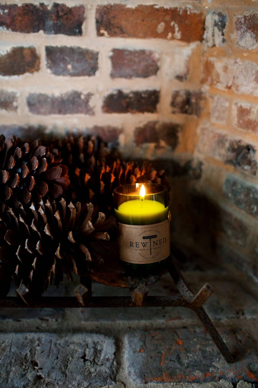 Rewined Spiked Cider Candle - dolly mama boutique