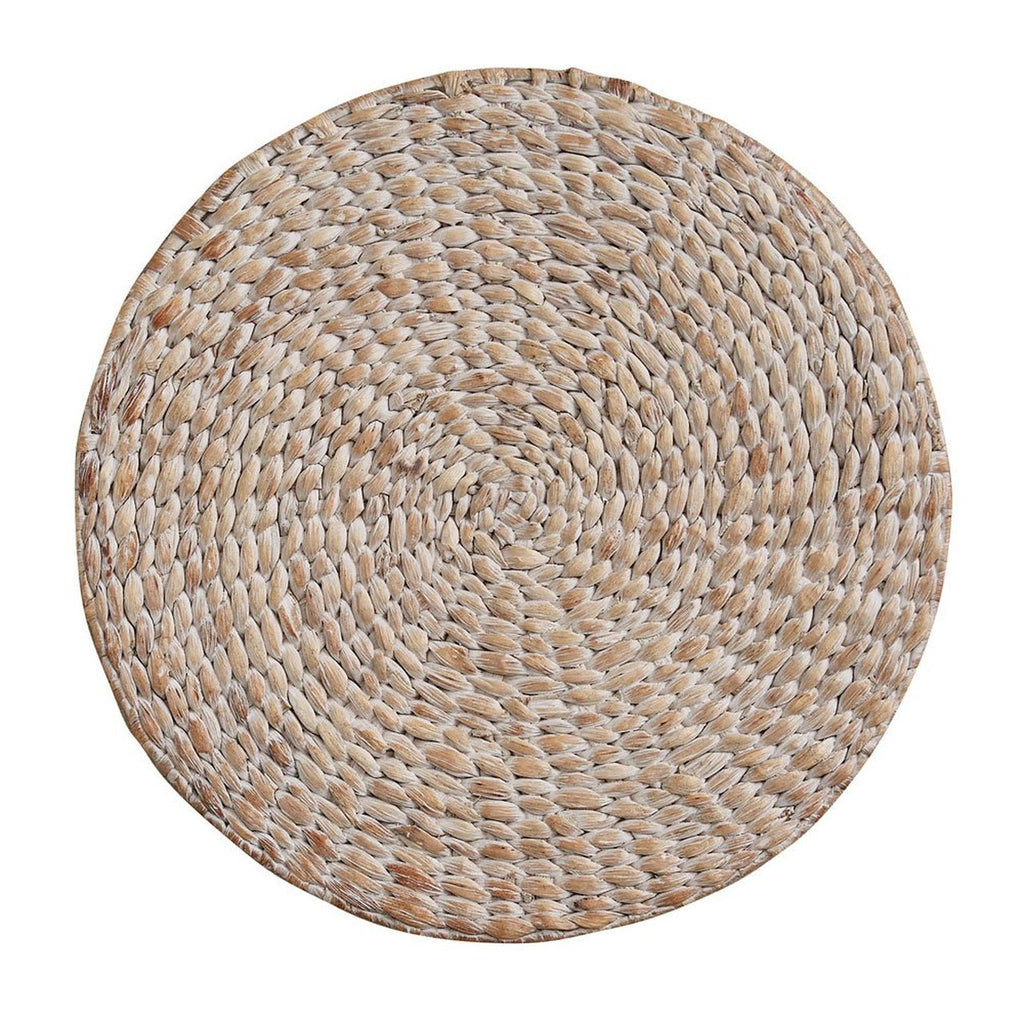 Braided Hyacinth Placemat - dolly mama boutique