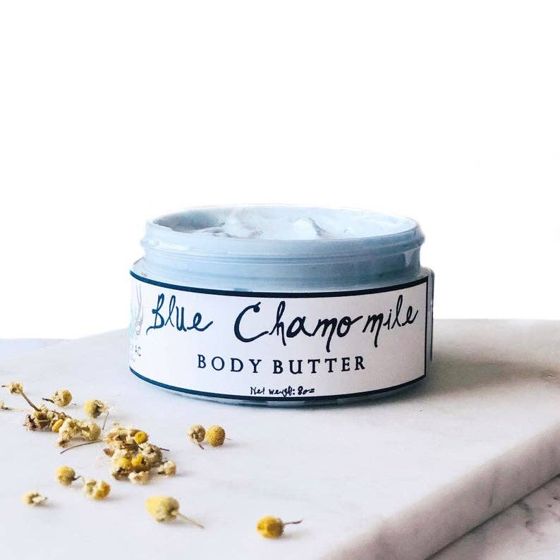 Blue Camomile Body Butter - dolly mama boutique