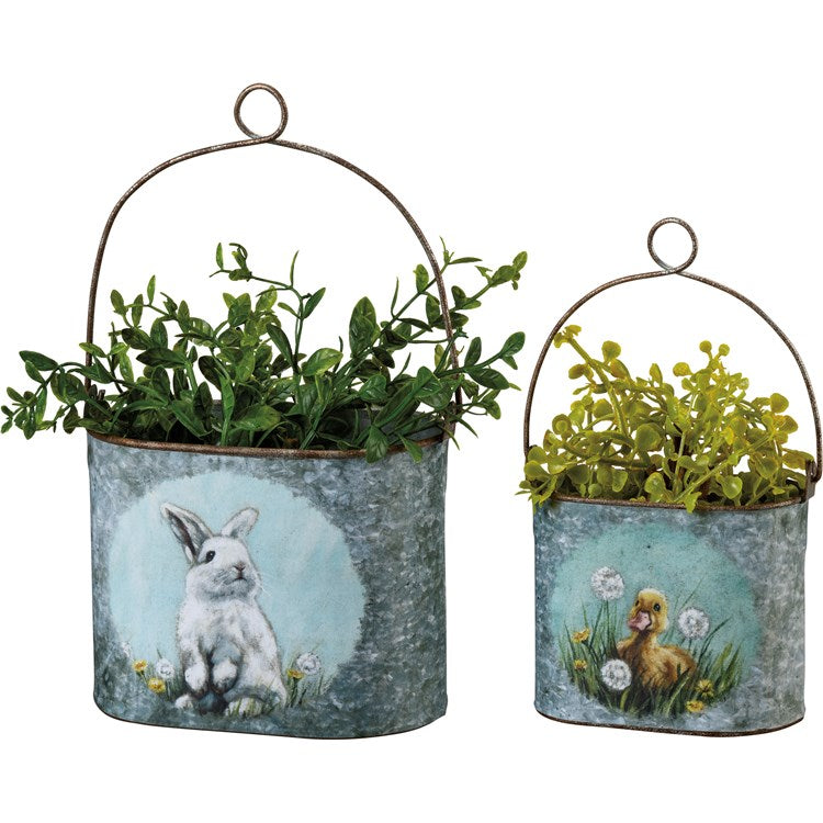 Spring Buckets - dolly mama boutique