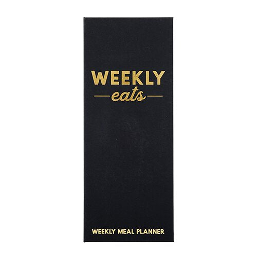 Weekly Meal Planner - dolly mama boutique