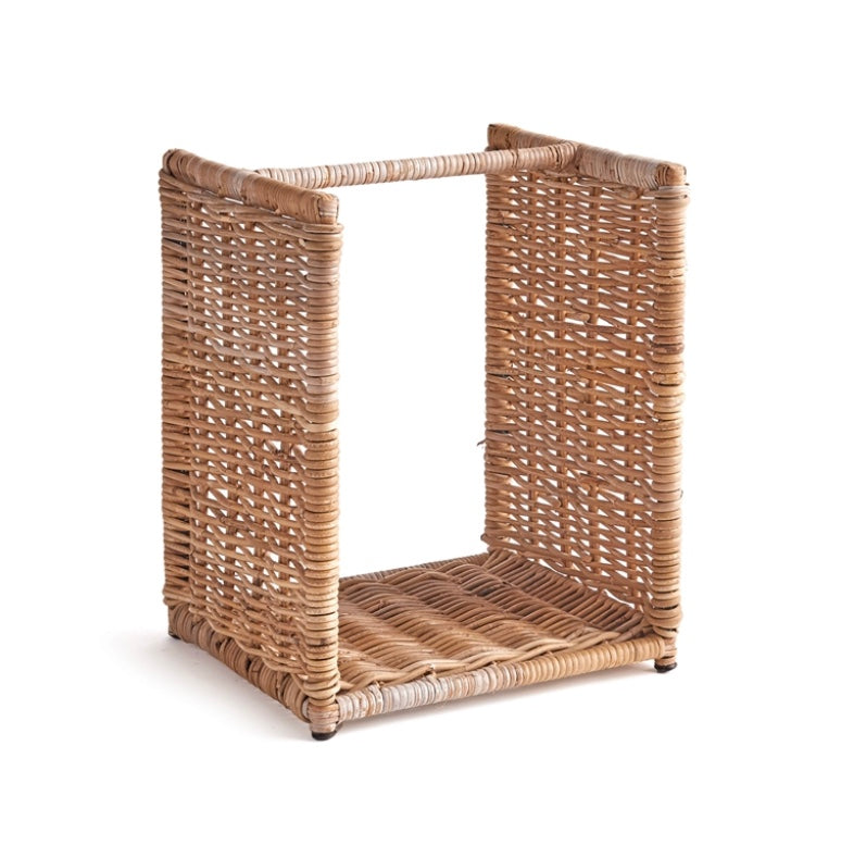 Log Basket - dolly mama boutique