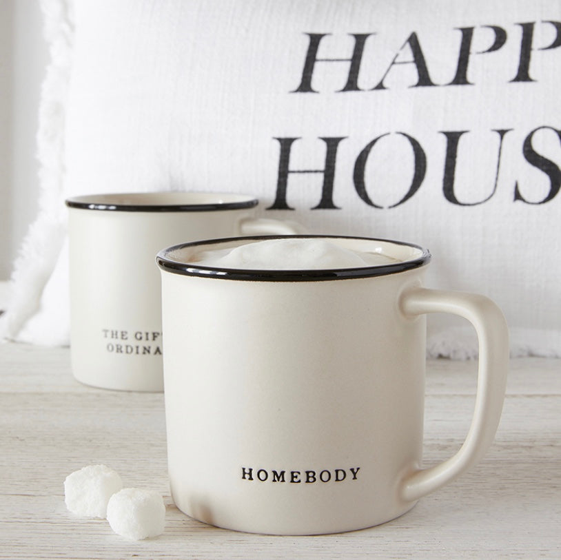Coffee Mug - Homebody - dolly mama boutique